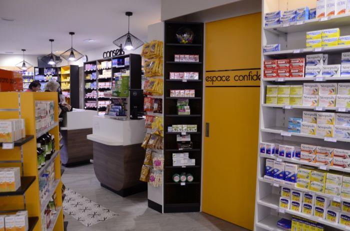 pharmacie espace public