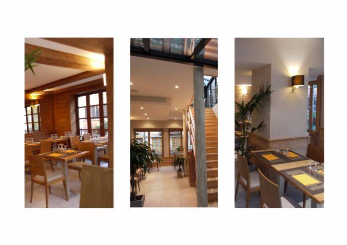 restaurant, annecy, aménagement